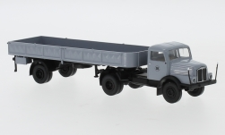 - <strong>IFA</strong> S 4000-1 flatbed platf, 1960<br>Brekina, 1:87<br>#71403