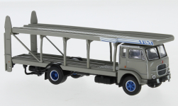 - <strong>Fiat</strong> 642 Car transport, 1962<br>Brekina Starline, 1:87<br>#58478