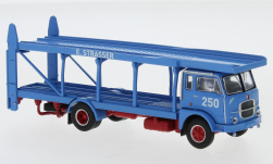- <strong>Fiat</strong> 642 Car transport, 1962<br>Brekina Starline, 1:87<br>#58480