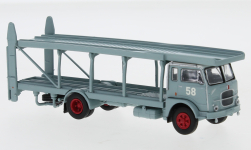 - <strong>Fiat</strong> 642 Car transport, Türnummer 58, 1962<br>Brekina Starline, 1:87<br>#95843