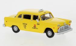 - <strong>Checker</strong> Cab, 1974<br>Brekina / Drummer, 1:87<br>#58943