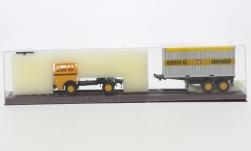 - <strong>Mercedes</strong> LPS 1620 C20-trailer t, 1965<br>Brekina, 1:87<br>#98165
