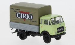 - <strong>OM</strong> Lupetto PP, 1960<br>Brekina, 1:87<br>#34641