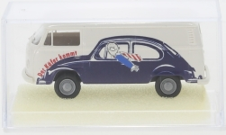 - <strong>VW</strong> T2 box wagon, 1972<br>Brekina, 1:87<br>#90933