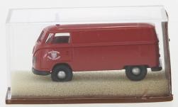 - <strong>VW</strong> T1a box wagon, 1950<br>Brekina, 1:87<br>#90898