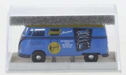 - <strong>VW</strong> T1b box wagon, 1960<br>Brekina, 1:87<br>#90950