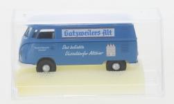 - <strong>VW</strong> T1b box wagon, 1960<br>Brekina, 1:87<br>#90957