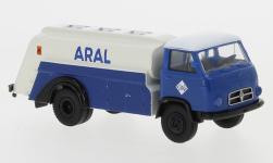 - <strong>Borgward</strong> B 655 tank truck, 1959<br>Brekina, 1:87<br>#43221