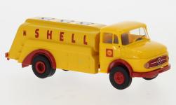- <strong>Mercedes</strong> L 322 tank truck, 1960<br>Brekina, 1:87<br>#47036