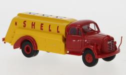 - <strong>Borgward</strong> B 4500 tank truck, 1950<br>Brekina, 1:87<br>#43026