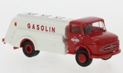 - <strong>Mercedes</strong> L 322 tank truck, 1960<br>Brekina, 1:87<br>#47038