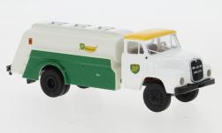- <strong>MAN</strong> 635 tank truck, 1955<br>Brekina, 1:87<br>#45055