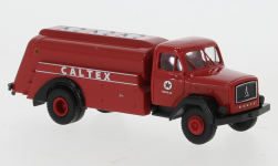 - <strong>Magirus</strong> 125 tank truck, 1955<br>Brekina, 1:87<br>#46022