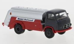 - <strong>Borgward</strong> B 655 tank truck, 1952<br>Brekina, 1:87<br>#43223