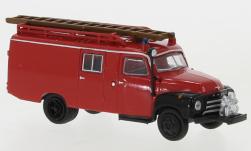 - <strong>Opel</strong> Blitz LF 8, 1952<br>Brekina, 1:87<br>#35400