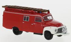 - <strong>Opel</strong> Blitz LF 8, 1952<br>Brekina, 1:87<br>#35402