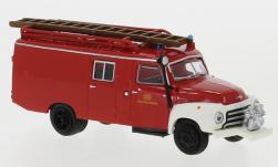 - <strong>Opel</strong> Blitz LF 8, 1952<br>Brekina, 1:87<br>#35403
