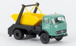 - <strong>Mercedes</strong> LP 328 set down dump t, 1960<br>Brekina, 1:87<br>#48036