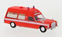 - <strong>Mercedes</strong> /8 KTW, 2. Version, Ambulanzwagen, 1970<br>Brekina Starmada, 1:87<br>#13828