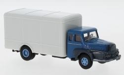- <strong>Unic</strong> to 122 box wagon, 1957<br>Brekina, 1:87<br>#85512