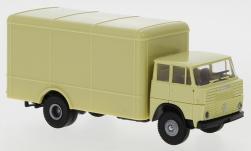 - <strong>Henschel</strong> HS 16 TL box wagon, 1962<br>Brekina, 1:87<br>#82212
