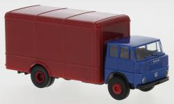 - <strong>Henschel</strong> HS 16 TL box wagon, 1962<br>Brekina, 1:87<br>#82213