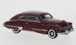 - <strong>Cadillac</strong> Series 62 Club Coupe, 1946<br>BoS-Models, 1:87<br>#BOS87771