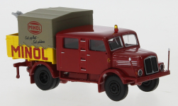 - <strong>IFA</strong> S 4000-1 tow truck, 1960<br>Brekina, 1:87<br>#71761