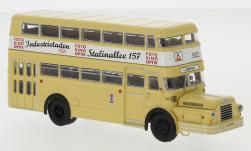 - <strong>IFA</strong> Do 56 Bus, 1960<br>Brekina, 1:87<br>#61202