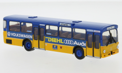- <strong>Mercedes</strong> O 305 city bus, 1972<br>Brekina, 1:87<br>#50799