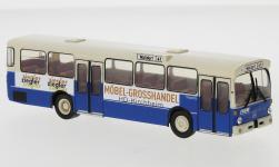 - <strong>Mercedes</strong> O 305 city bus, 1972<br>Brekina, 1:87<br>#50800