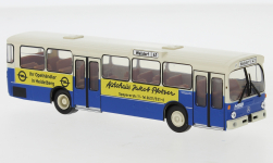 - <strong>Mercedes</strong> O 305 city bus, 1972<br>Brekina, 1:87<br>#50801