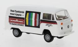 - <strong>VW</strong> T2 box wagon, 1973<br>Brekina, 1:87<br>#33548