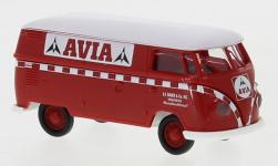 - <strong>VW</strong> T1b box wagon, 1960<br>Brekina, 1:87<br>#32735